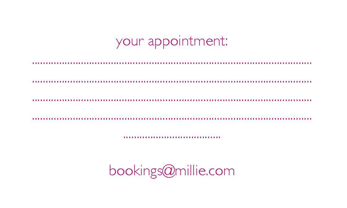 Instant print design online business cards templates millies nails business cards design template colourmoves